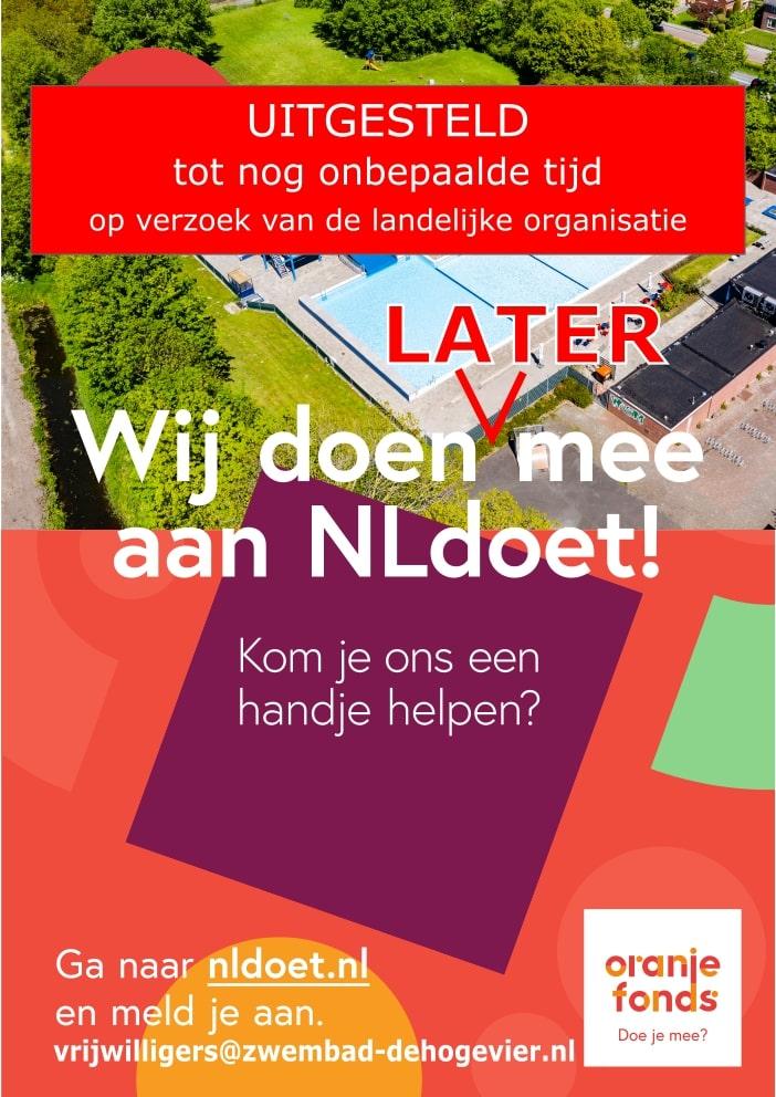 NL Doet uitgesteld !